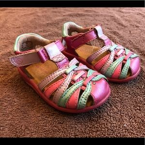 Stride Rite Shoes - Toddler girls size 4W sandals